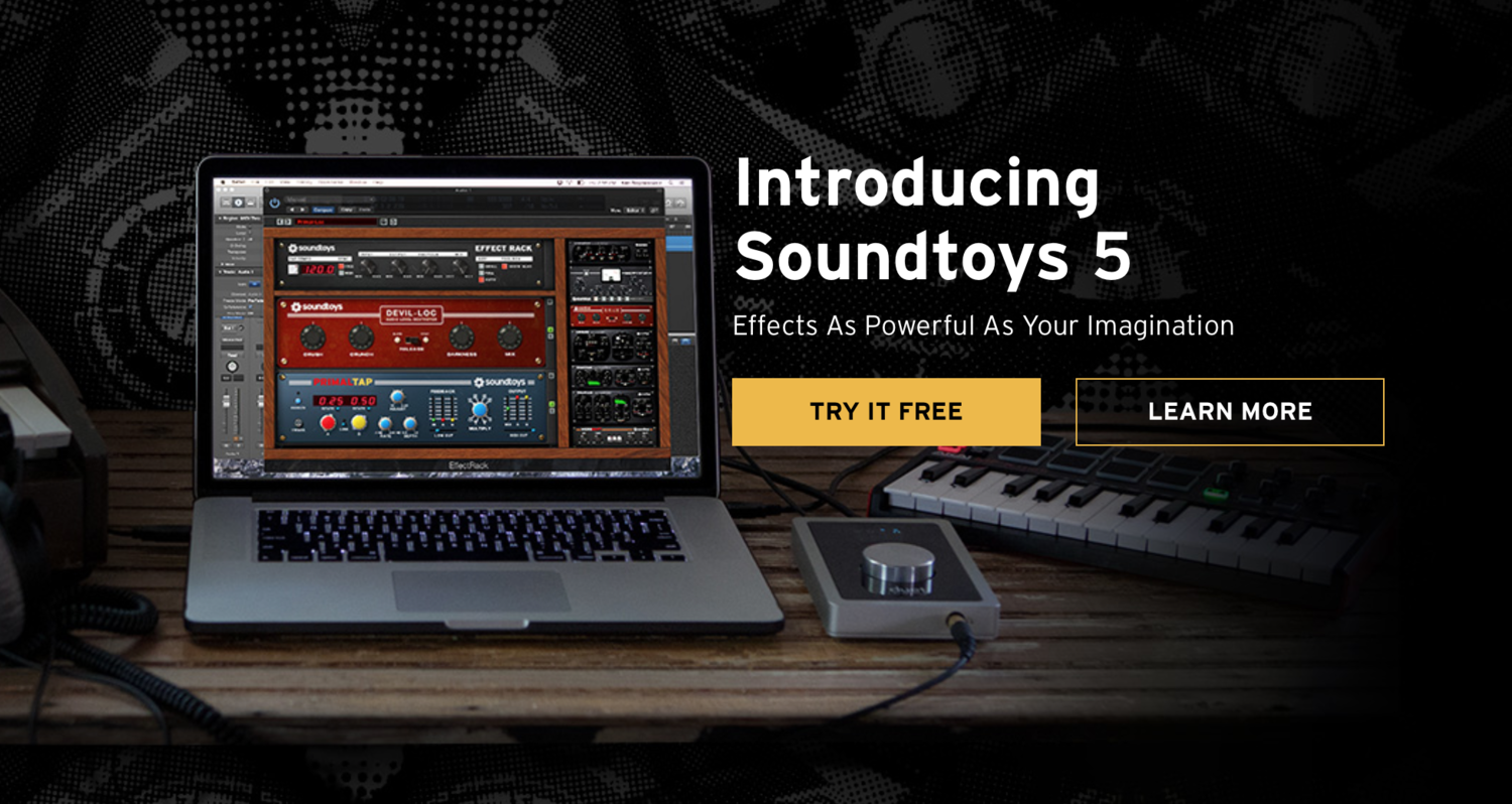 Soundtoys 5 mac download